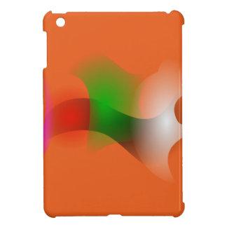 A Fish in an Orange Ocean iPad Mini Cases