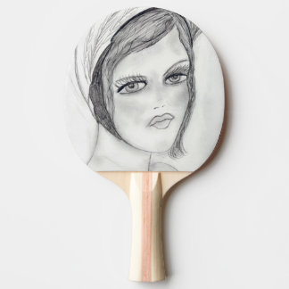 A Flapper Ping Pong Paddle