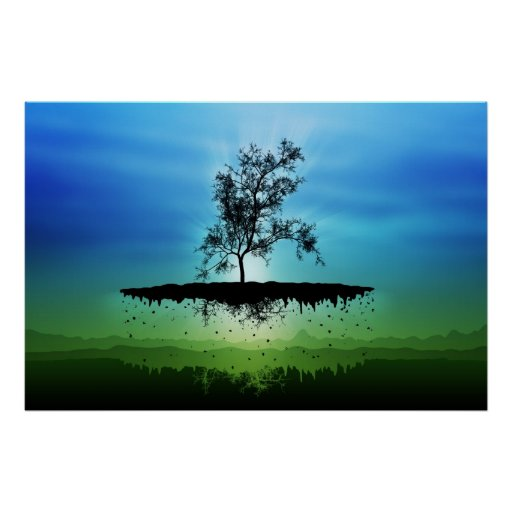 A Flying Tree 2 Poster