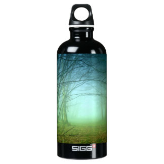A Forest With Fog SIGG Traveler 0.6L Water Bottle