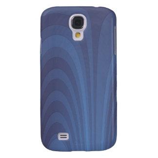 A Fountain Of Blue Galaxy S4 Case
