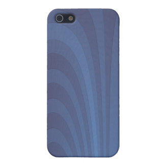 A Fountain Of Blue iPhone 5/5S Case