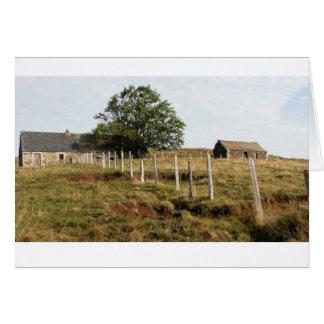 A French Farm Card