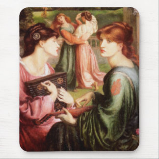 A Gathering of Women Mouse Pad