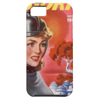 A Girl and her Ray Gun iPhone 5 Cover
