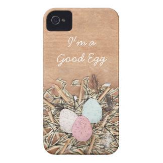 A Good Egg iPhone 4 Case