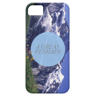 A Great Perhaps Barely There iPhone 5 Case