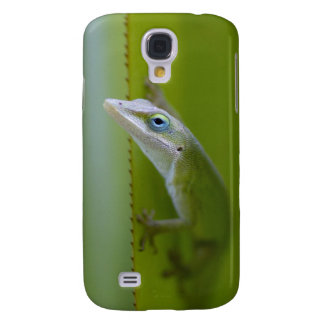 A green anole is an arboreal lizard galaxy s4 case