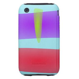 A Green Fang Tough iPhone 3 Covers