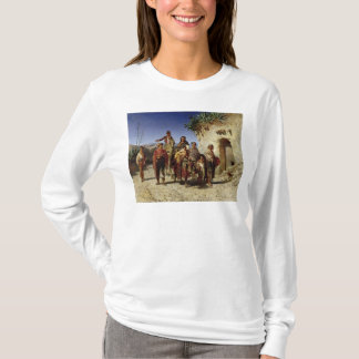 A Gypsy Family on the Road, c.1861 T-Shirt