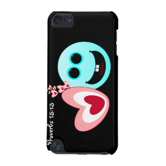A Happy Heart - Proverbs 15:13 NIV iPod Touch 5G Cover