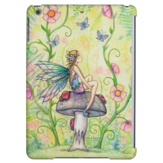 A Happy Place Flower Fairy Fantasy Art