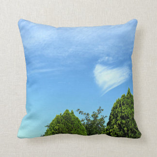 A Heart In The Sky Pillow