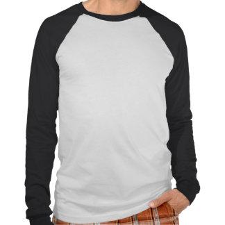 A HERO S DEATH Bust Raglan T Shirt