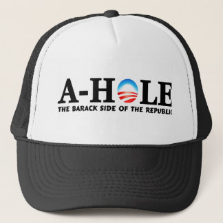 A-Hole: Barack Obama Trucker Hat