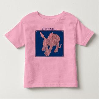 A is for Aardvark Toddler T-Shirt