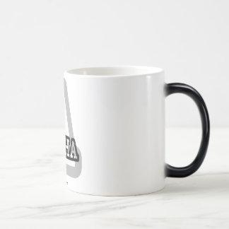 A is for Aisha Magic Mug