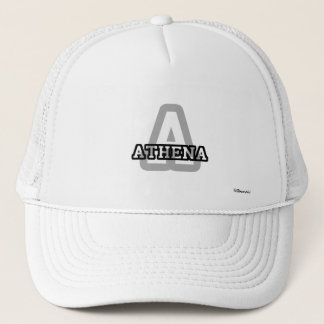 A is for Athena Trucker Hat