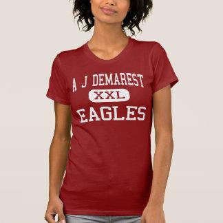 A J Demarest - Eagles - Middle - Hoboken T-Shirt