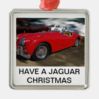 A JAG CHRISTMAS CHRISTMAS ORNAMENT