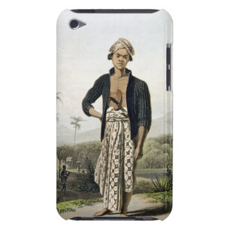 A Javan of the Lower Class, plate 2 from Vol. I of Barely There iPod Cases