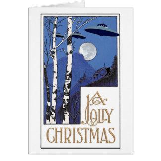 A Jolly Christmas Card