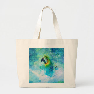 A Jumbo Tote with a Nature Design