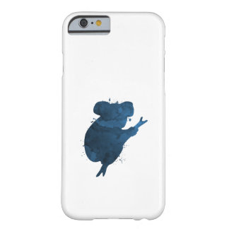 A koala barely there iPhone 6 case