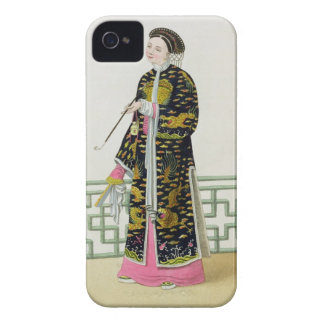 A Lady of Distinction in her Habit of Ceremony, pl Case-Mate iPhone 4 Cases