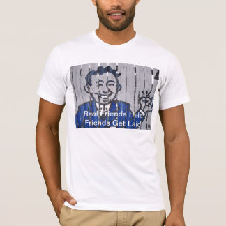 A little help from your friends T-Shirt