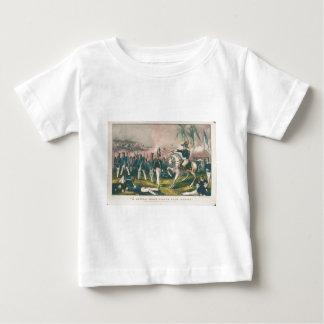 A little More Grape Captain Bragg Mexican War Baby T-Shirt