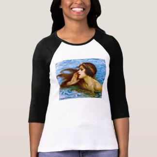 A LITTLE SEA MAIDEN (sea nymph - mermaid) ~ T-Shirt