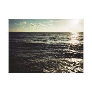 A little swell - Brighton Gallery Wrapped Canvas