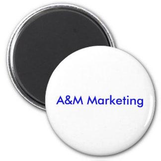 A&M Marketing Fridge Magnets