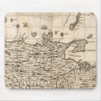A Map of the British Empire in America Sheet 19 Mouse Pad