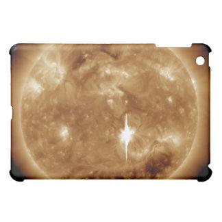 A massive X-class solar flare erupts on the Sun Cover For The iPad Mini