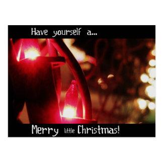 ...a merry little Christmas Postcard