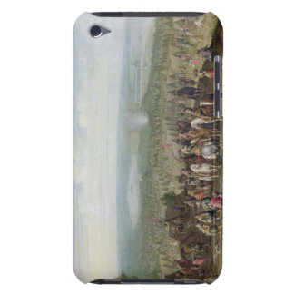 A Military Encampment with Militia on Horses, Troo Barely There iPod Covers