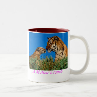 A Mother's touch mug