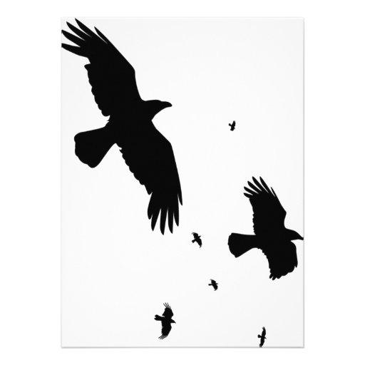 A Murder of Crows Custom Announcements