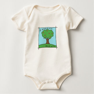 A Natural Beauty Baby Bodysuit