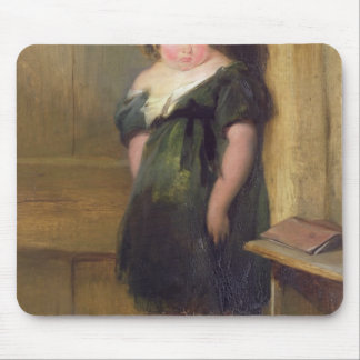 A Naughty Child (oil on canvas) Mouse Pad