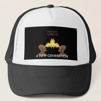 A NEW GENERATION TRUCKER HAT