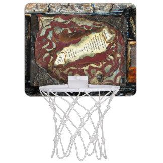 A Nightmare Mini Basketball Hoop