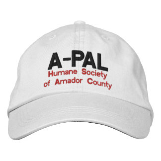 A-PAL Embroidered Hat