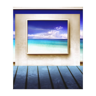 A Picture Within Version 2 Canvas Print