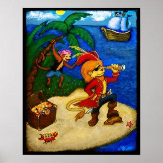 A Pirate Life Print
