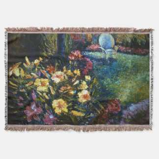 A Place to Dream Throw Blanket