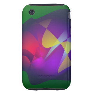 A Plankton in the Green Water iPhone 3 Tough Covers