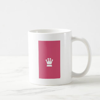 A Queens logo Coffee Mug